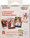 Fujifilm Instax Mini Film Holiday Value Pack - 40 Exposures