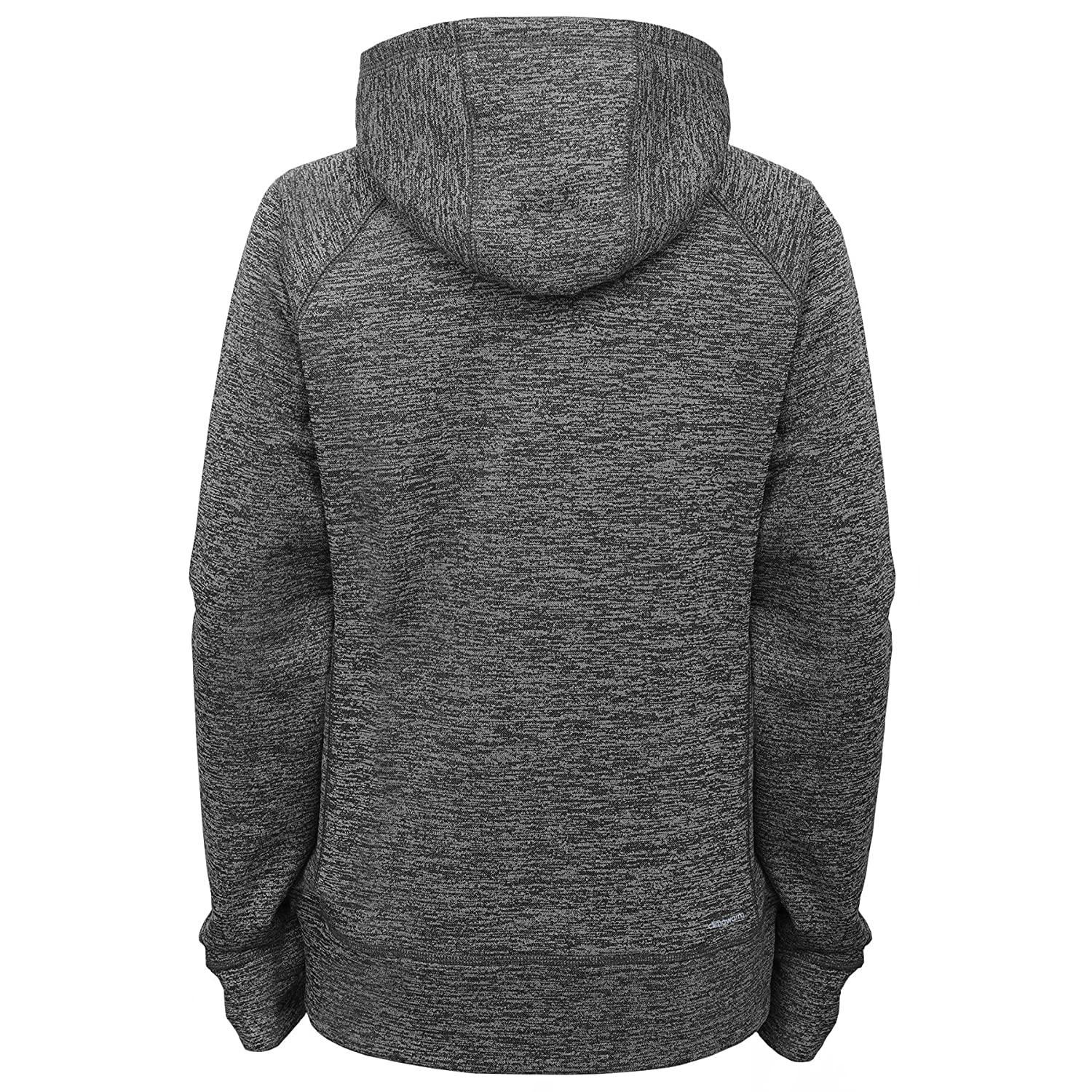 Youth Girls Small MLS by Outerstuff Bottom Pill Performance Hoodie Charcoal Grey 7-8