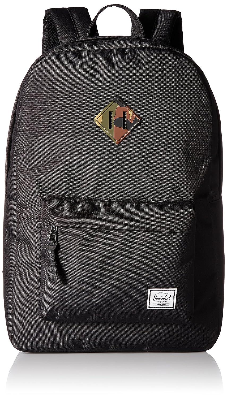 Herschel - - - Heritage Rucksack - schwarz Woodland 6ef45a