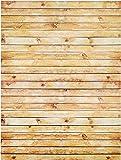 Creative Converting Photo Backdrop, Wood Grain