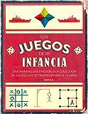 Los juegos de mi infancia: Una maravillosa y nostálgica colección de juegos que te transportarán a tu niñez (Hobbies)