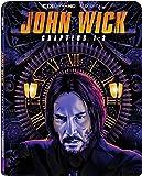 JOHN WICK 1-3 4K + DIGITAL [Blu-ray]