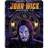 John Wick: Chapters 1-3 4K + Digital