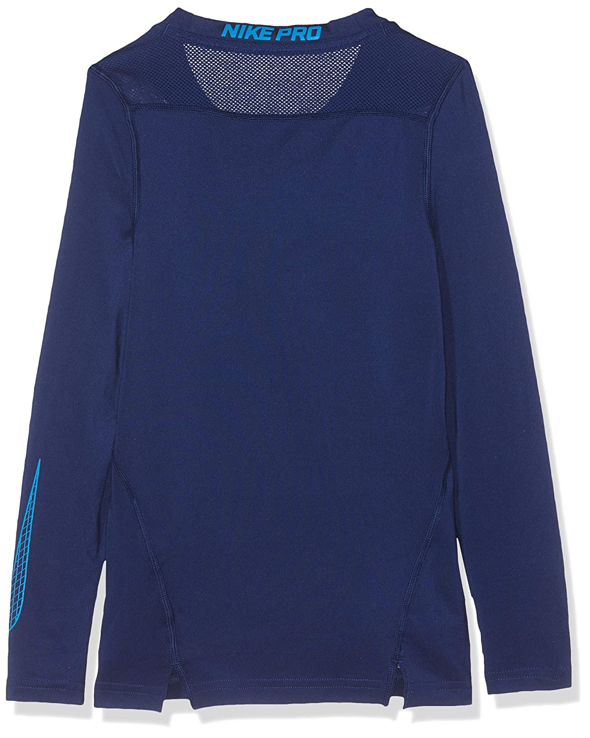 Nike Childrens B Np Top Ls Comp Long Sleeved T-Shirt