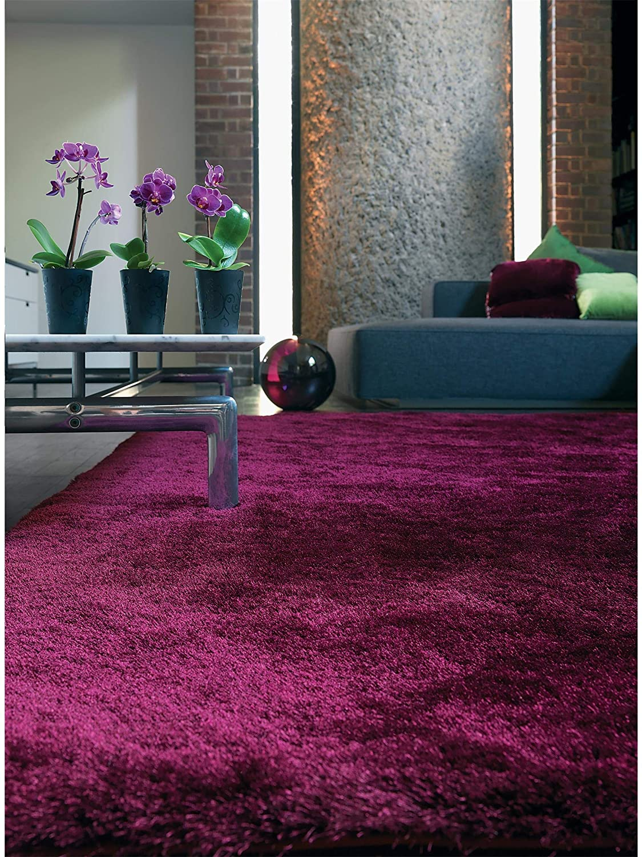 Benuta Shaggy Hochflor Teppich Whisper Quadratisch Beige 150x150 cm     Langflor Teppich für Schlafzimmer und Wohnzimmer B00KRGYAN0 Teppiche 8ec93c