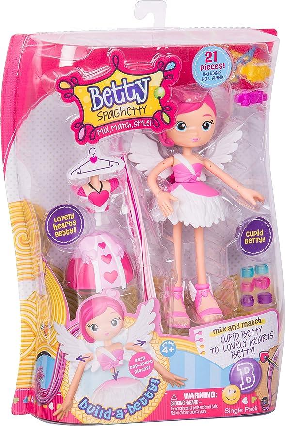 Cupid Betty Moose Toys 59013 Betty Spaghetty S1 W2 Single Pack