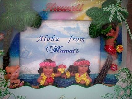 Amazon Hawaii Picture Frame Aloha From Hawaii 675 X