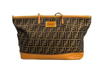 3b3be4ab2e Amazon.com: Fendi Shopper Tote: International Brands Diffusion