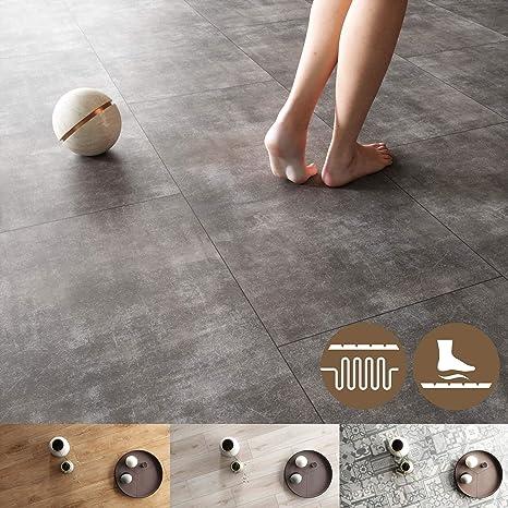 NEWROOM Vinylboden 5,5mm Klick Vinyl Bodenbelag I ...