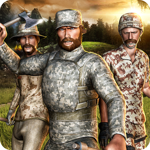 Jungle Survival Squad Escape Story Rules Of Survivor Adventure Mission: Warrior Heroes Survival Evolution Thrilling 3D Action Games Free For Kids 2018 ()