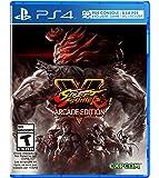 Capcom USA PS4 Street Fighter V Arcade Edition