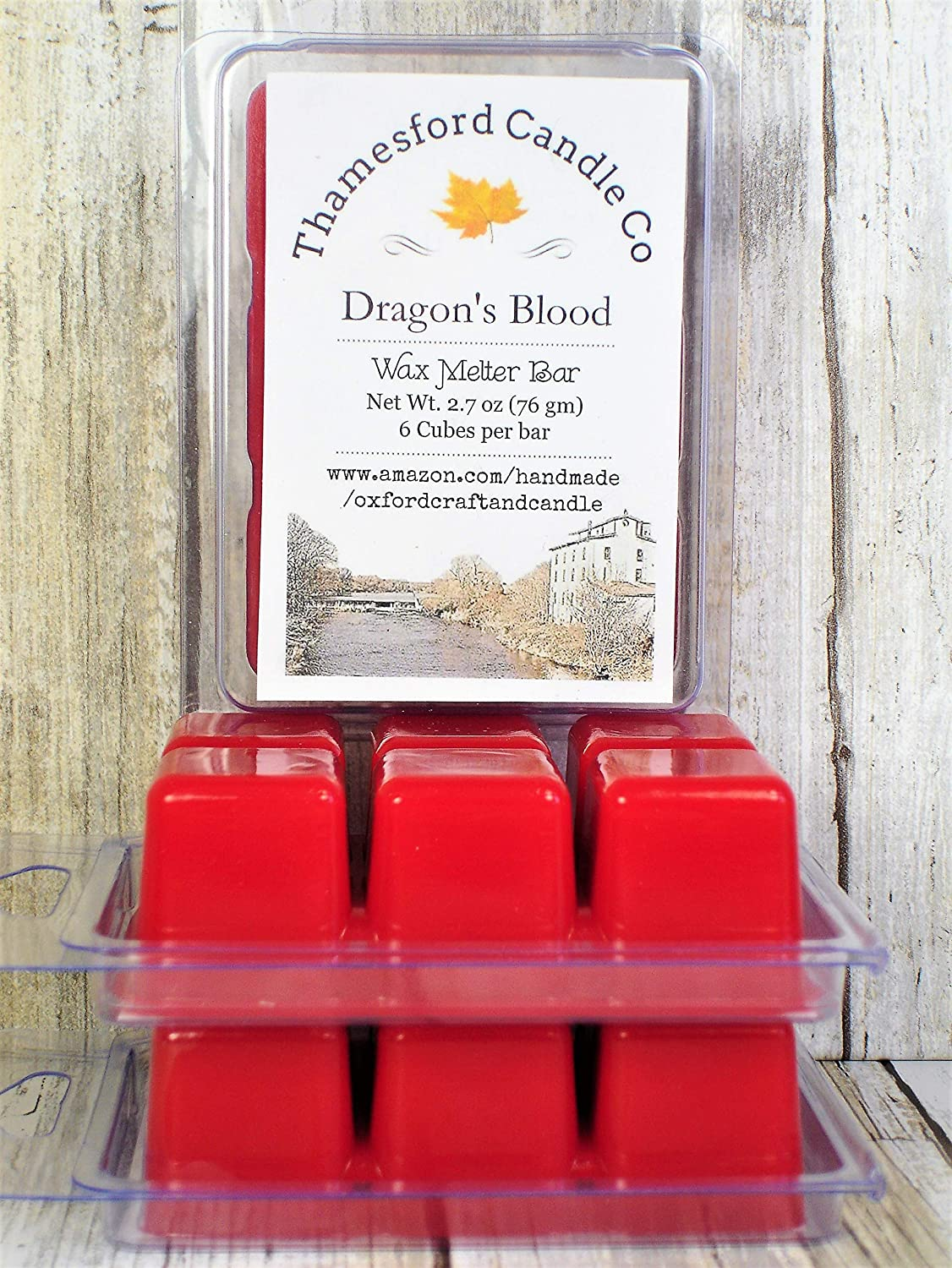 Dragons Blood Scented Wax Melt