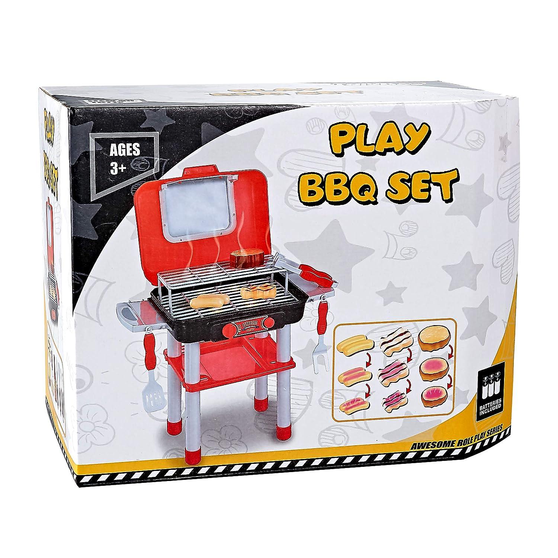 Think Gizmos Juegos de imitación para niños - Juegos Divertidos para niños y niñas (Barbacoa): Amazon.es: Juguetes y juegos