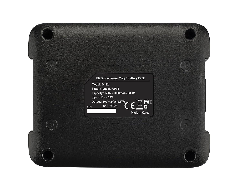 BlackVue B112 Power Magic Battery Pack