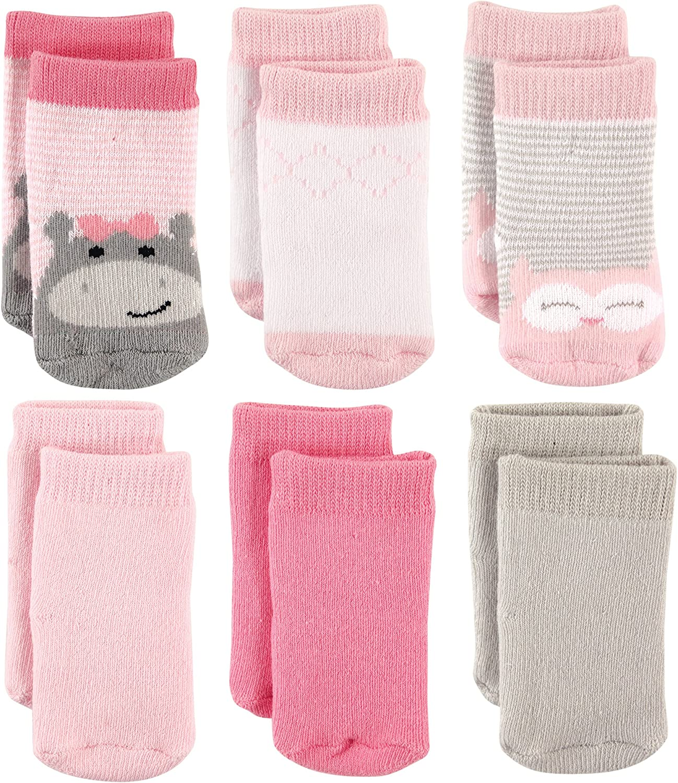 Luvable Friends Unisex Baby Socks Set