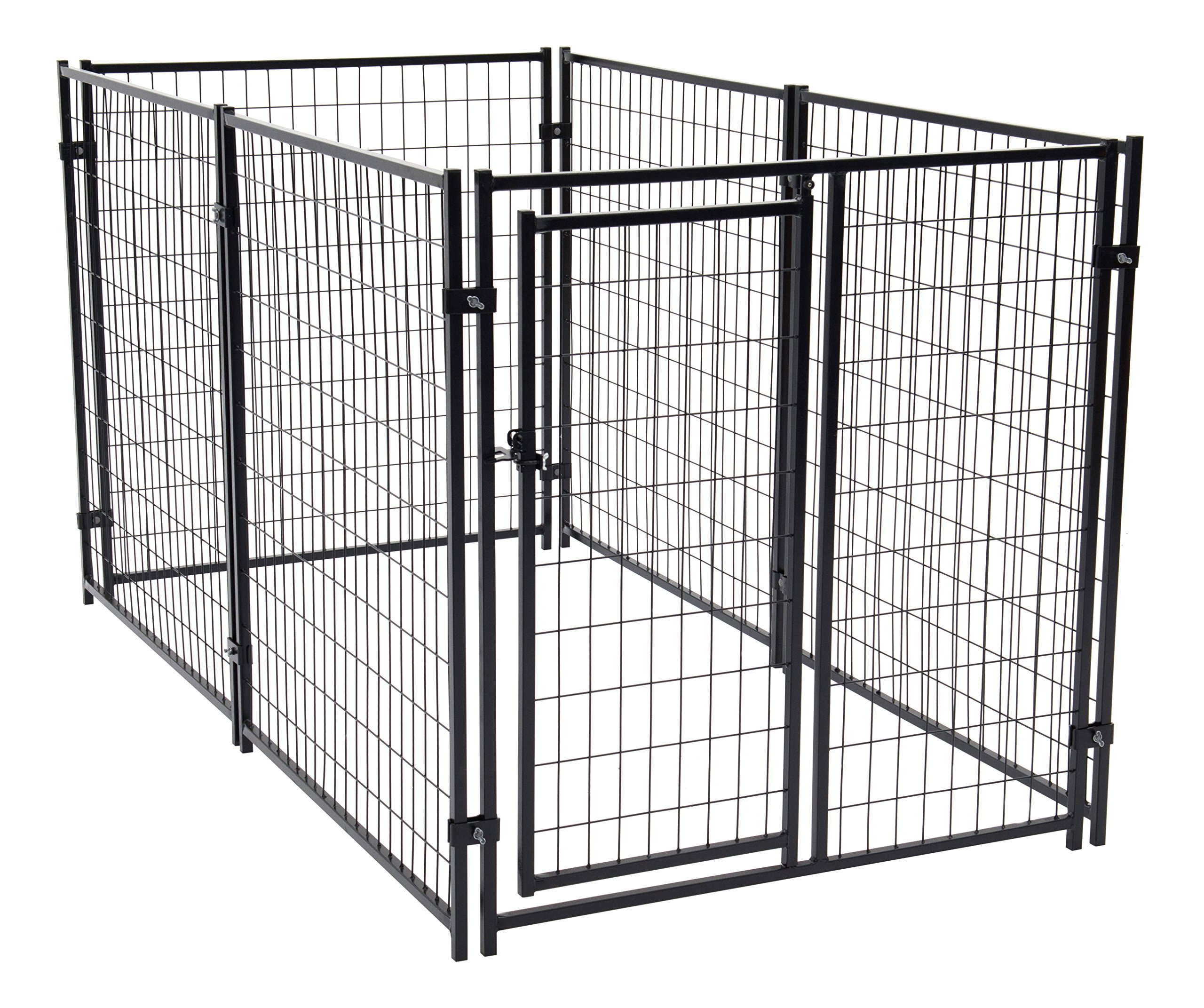 Lucky Dog CL60347 4' x 8' x 5' Heavy Duty Outdoor Pet Playpen, Large