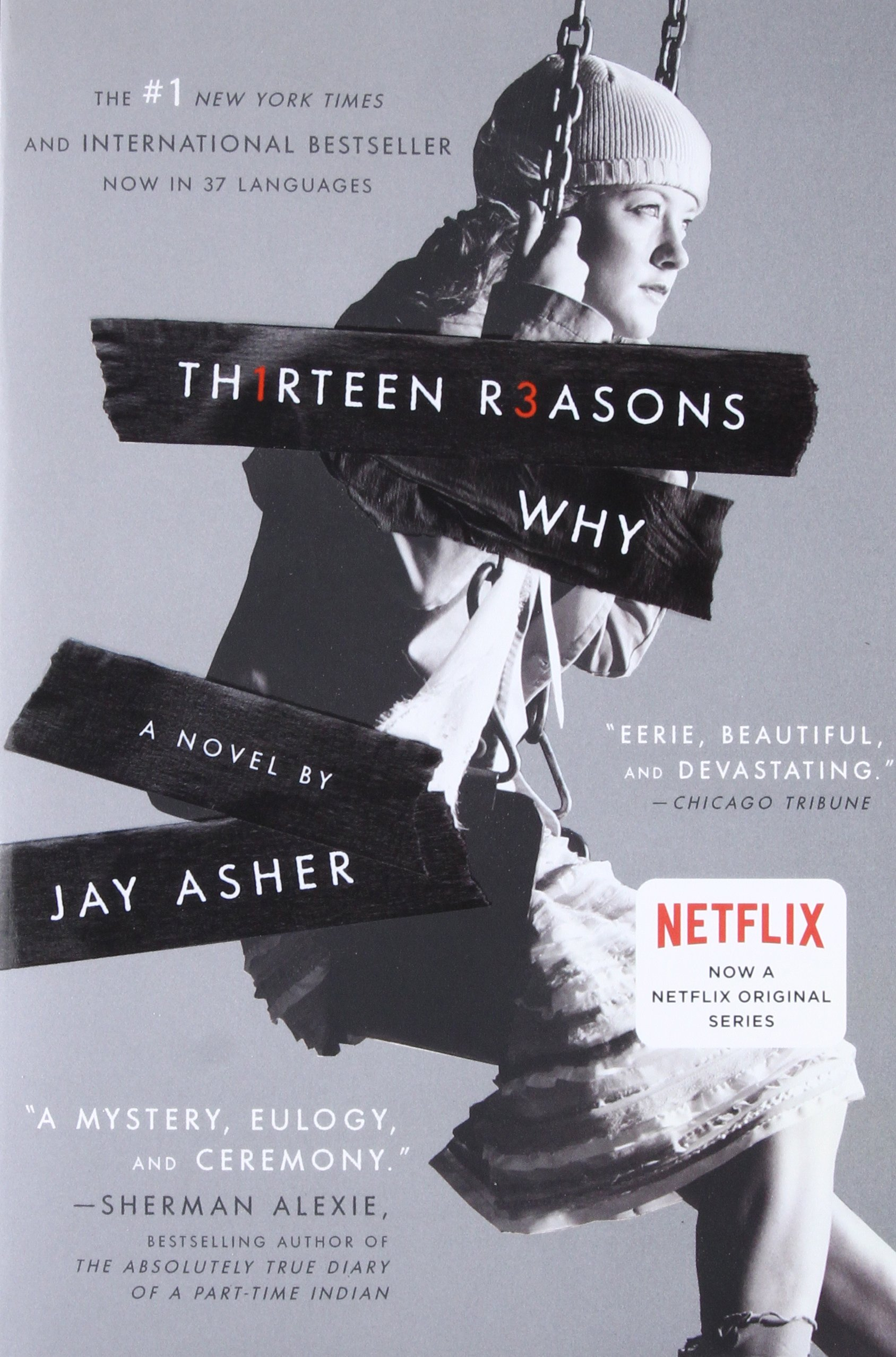 13 Reasons Why Jay Asher product image