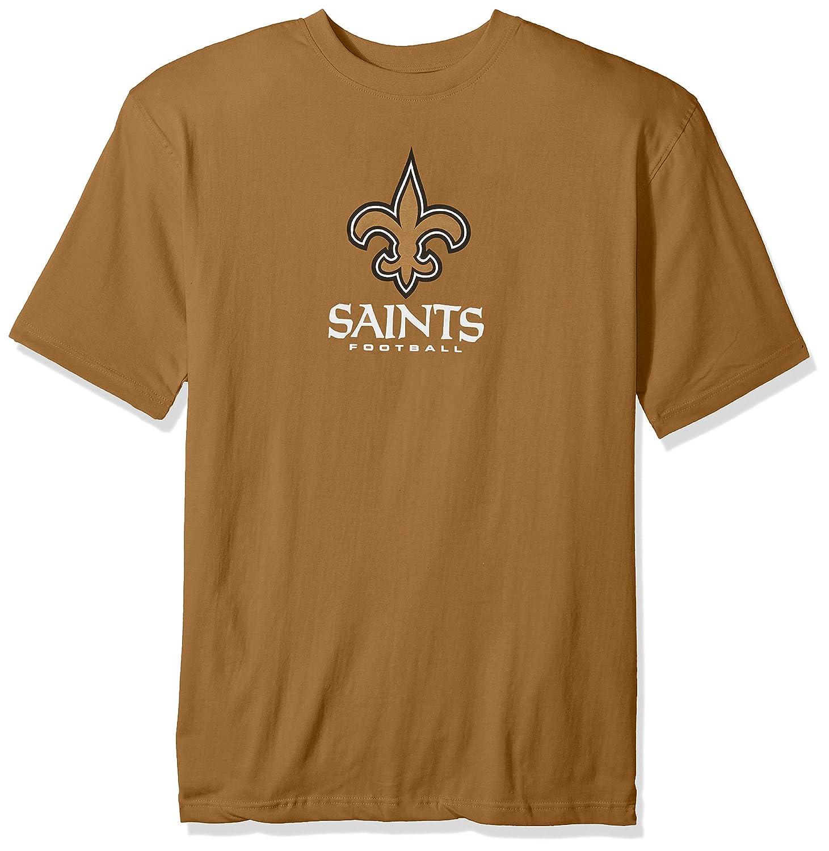 NFL Mens Saints S//S Team Color TEE