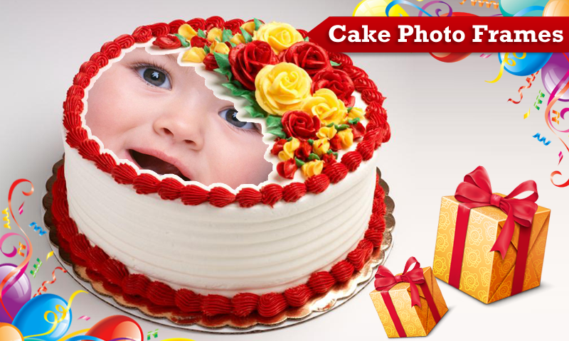Amazon com: Cake Photo Frames: Appstore for Android