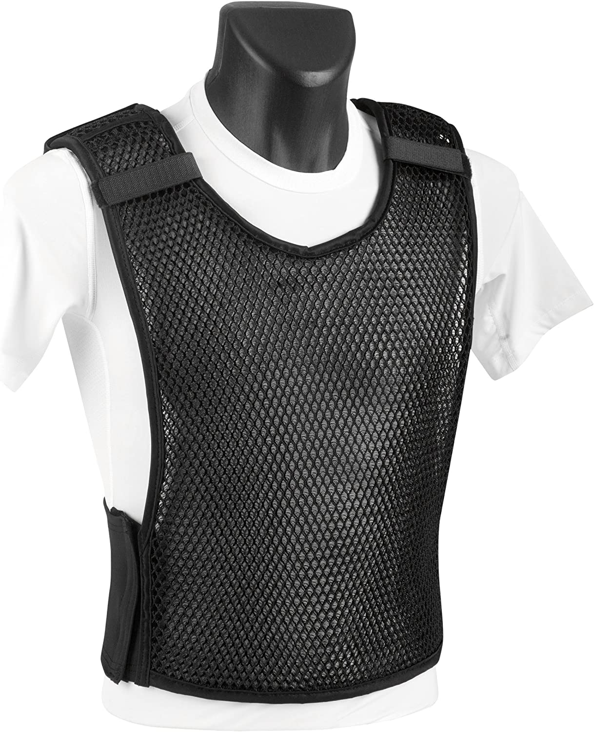 Pacific Blue Line Body Armor Cooling Vest, Tactical Ballistic Ventilation Air Flow - Draft Vest 3.5