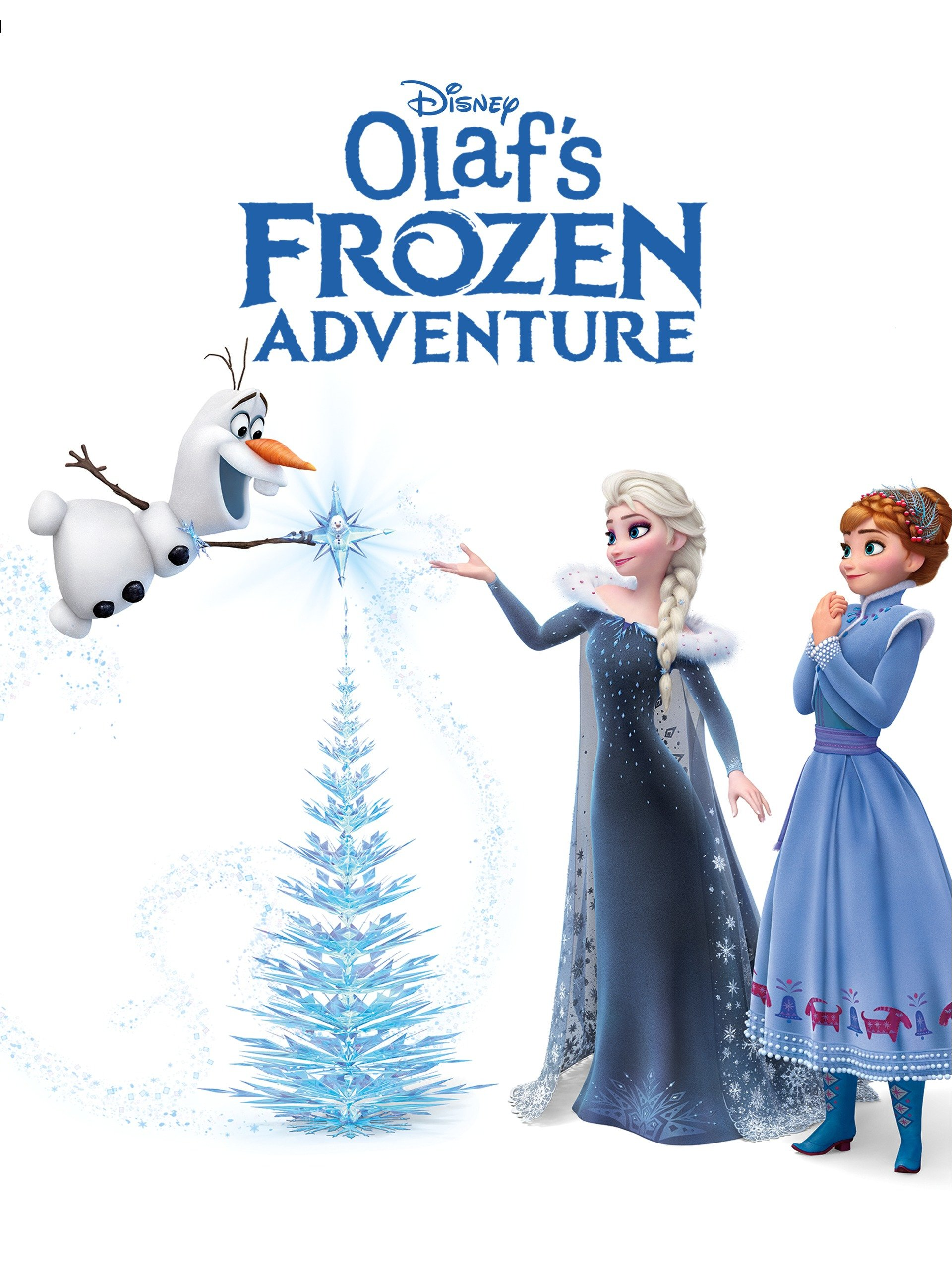 Amazon.com: Olaf\'s Frozen Adventure Plus 6 Disney Tales: Josh Gad ...