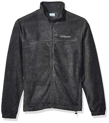 Columbia Mens Steens Mountain Full Zip 2.0 Fleece Jacket, Charcoal Heather, Medium: Amazon.es: Ropa y accesorios