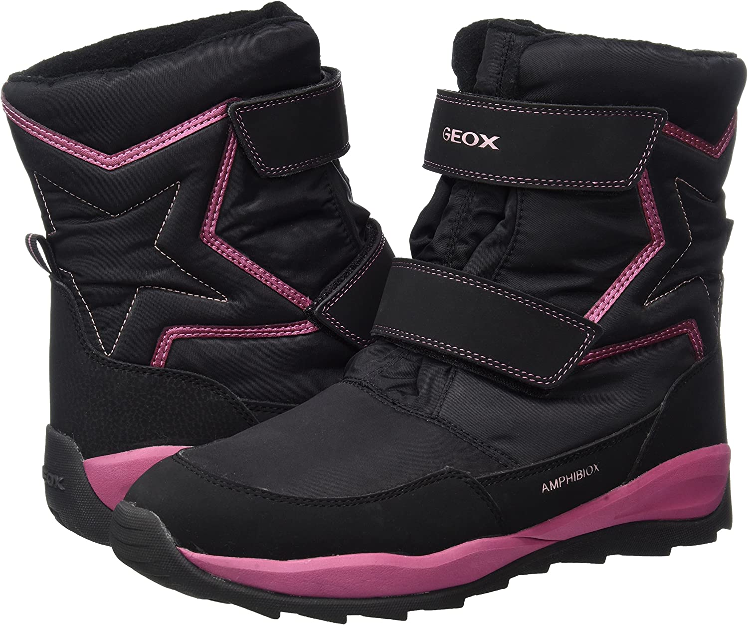 Geox Kids Orizont B Girl ABX3 Ankle Boot