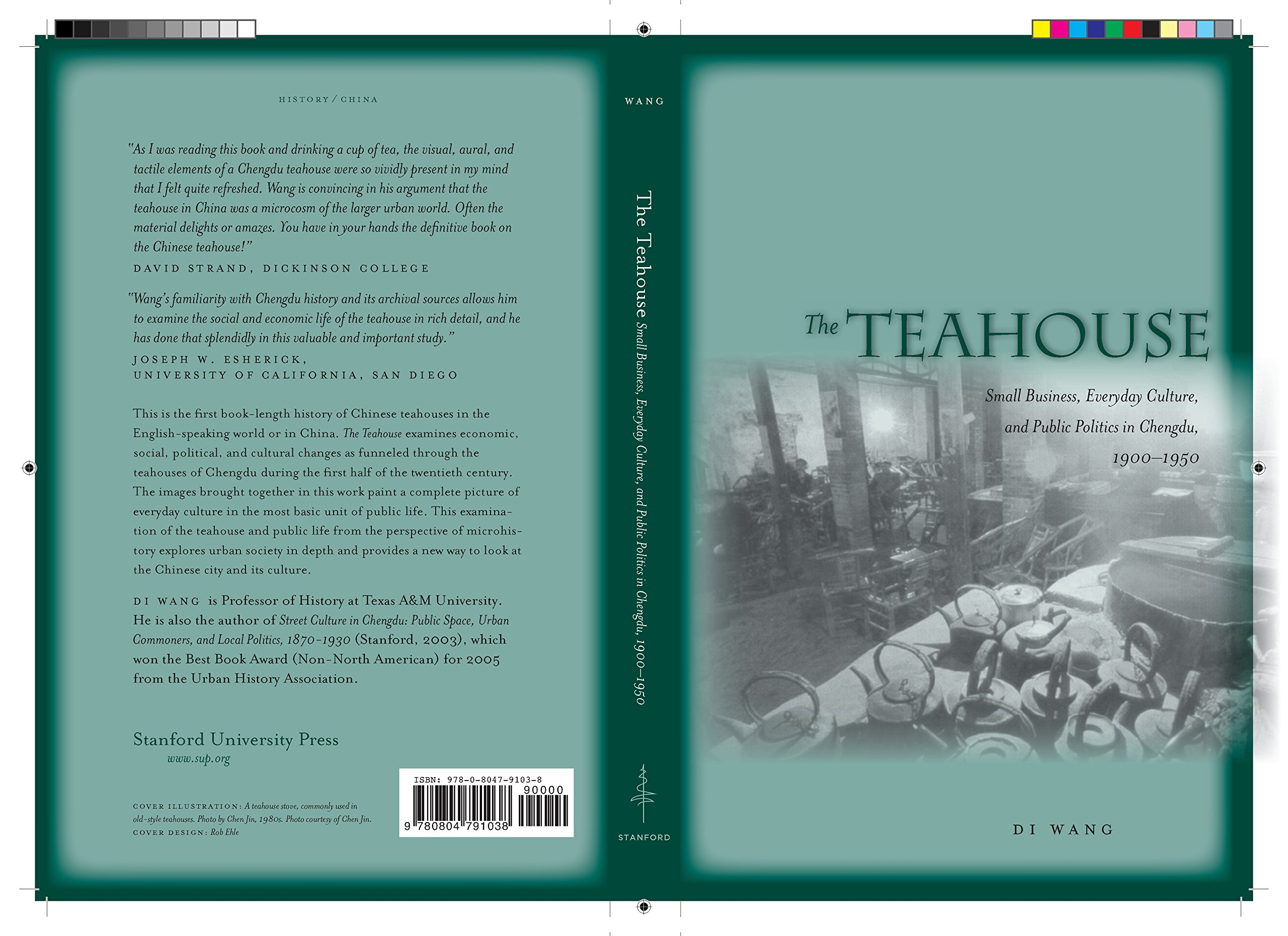 The Teahouse: Small Business, Everyday Culture, and Public