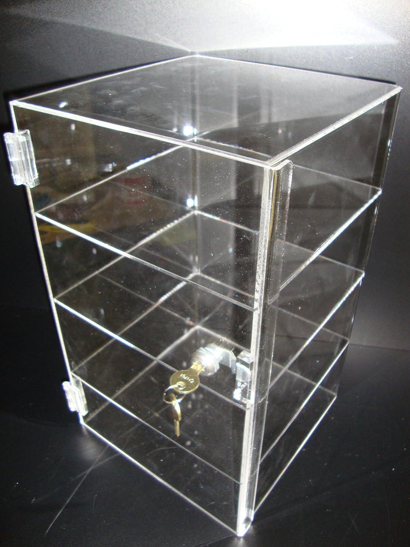 Amazon.com: Acrylic Lucite Showcase Jewelry Pastry Bakery Counter ...