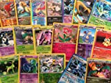 Pokemon Lot of 100 Random Cards