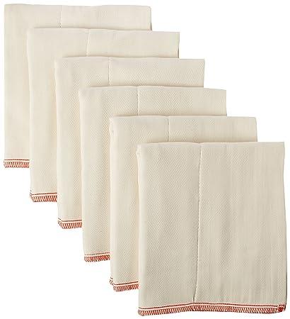 Amazon Com Osocozy Better Fit Prefold Cloth Diapers 6 Pk Health