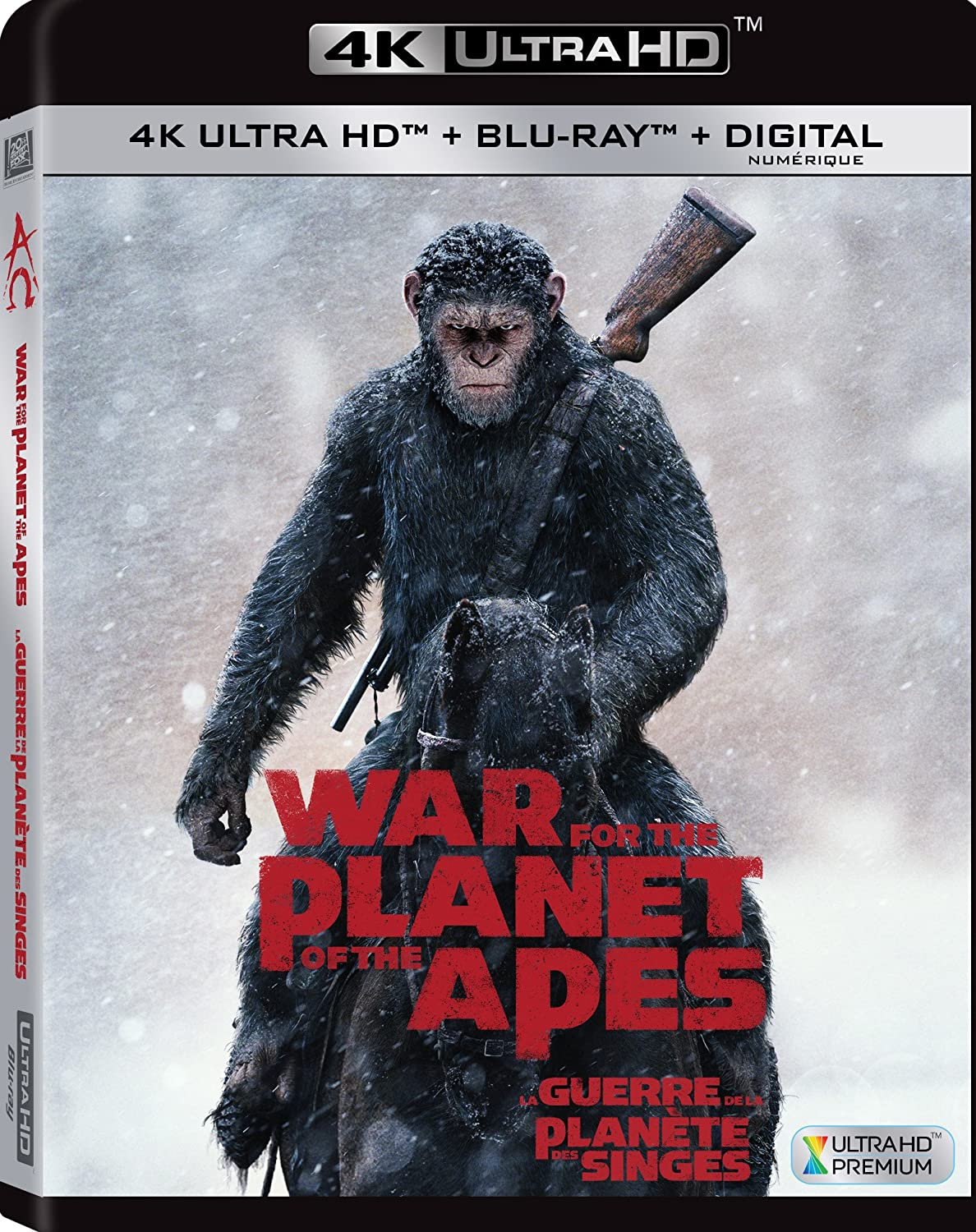 War For The Planet Of The Apes Bilingual4K