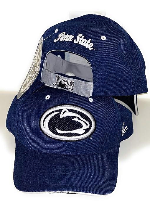 Amazon.com   ZHATS Penn State University Nittany Lions PSU Blue ... c3be1909ad54