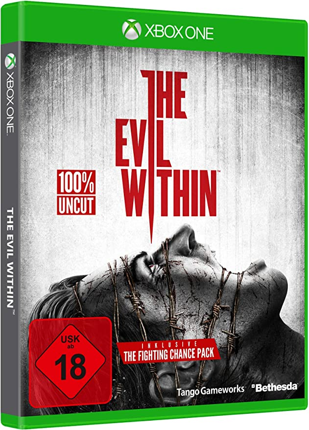 Bethesda The Evil Within, Xbox One - Juego (Xbox One, Xbox One ...