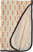 Touched by Nature Organic Receiving Blanket, Fox