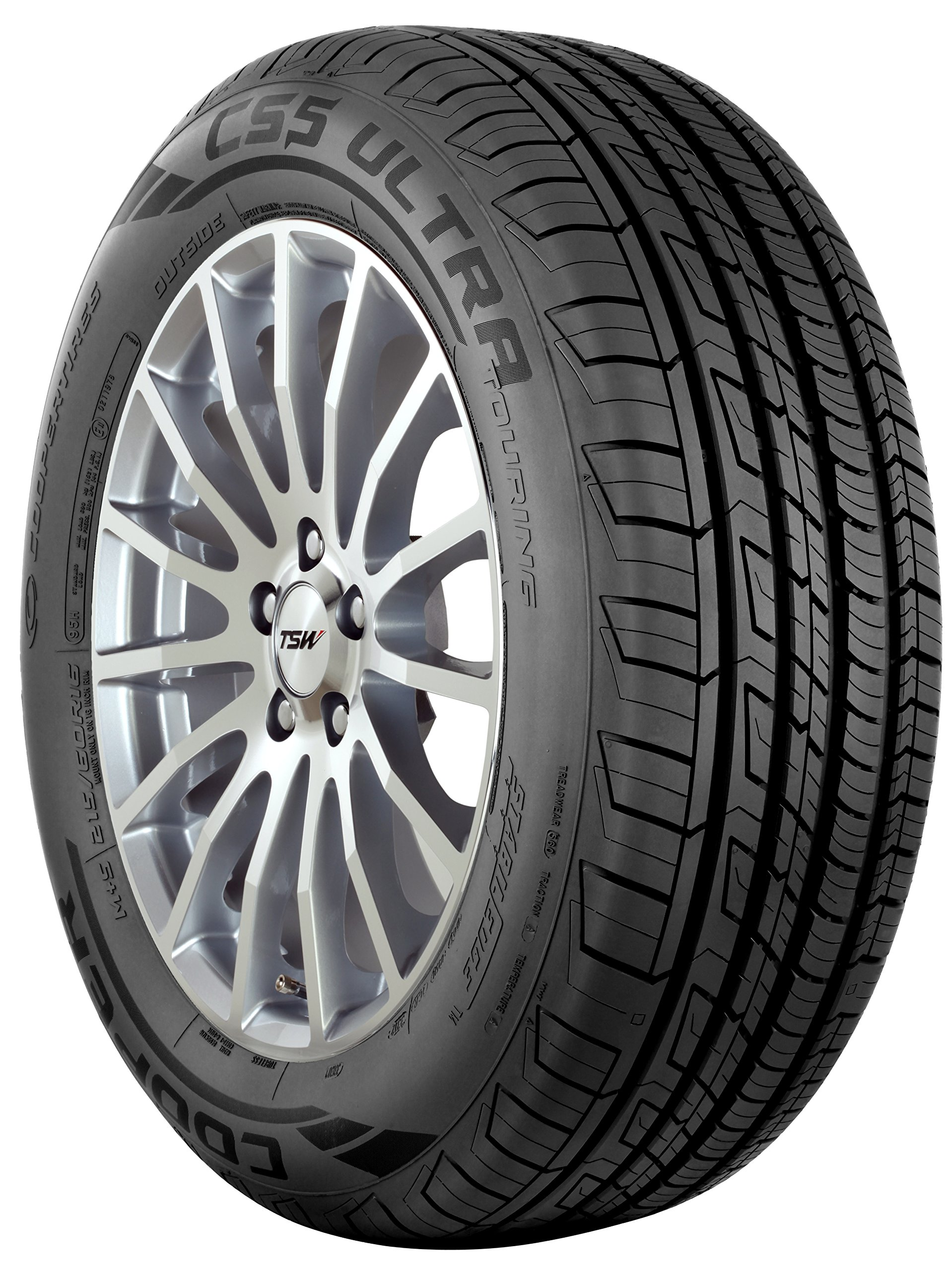 Cooper CS5 Ultra Touring All-Season 235/60R18 103V Tire