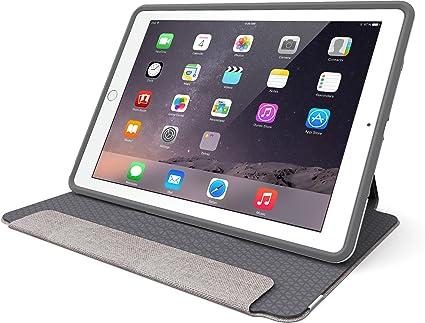info for 0f965 27df8 OtterBox SYMMETRY FOLIO SERIES Case for iPad Mini 1/2/3 - Retail Packaging  - GLACIER STORM (WHITE/GUNMETAL GREY)