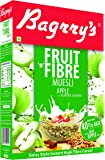 Bagrrys Fruit N Fibre Muesli, Apple, 500g
