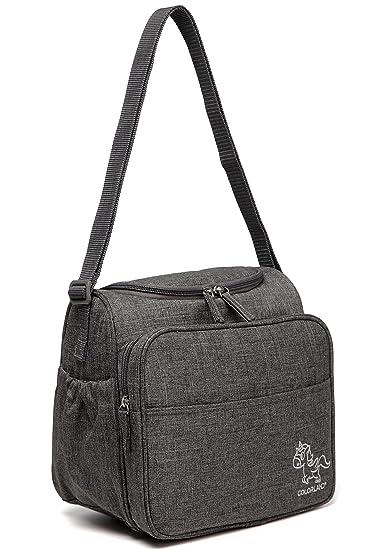 Amazon.com: Small pañal/bolso cambiador para el Tendido de ...