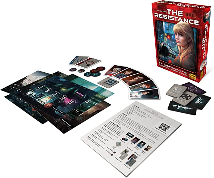 the resistance game