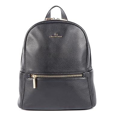 e3e9b2faa347 Céline Dion Adagio Backpack Leather (Black)