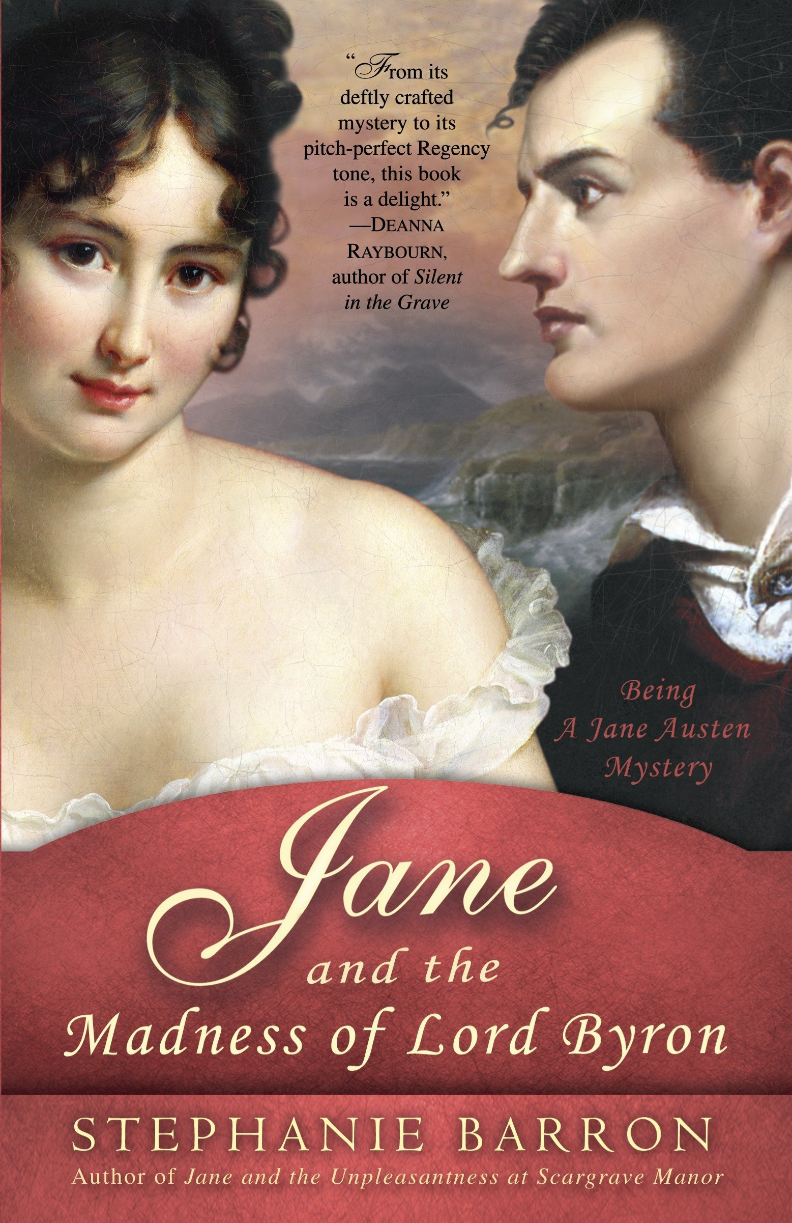 Jane and the Madness of Lord Byron: Being A Jane Austen Mystery pdf epub