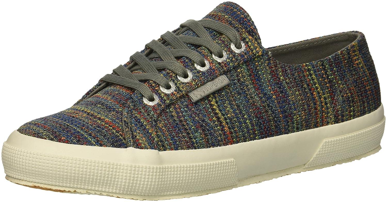 Superga Women's 2750 Cotknittedw Sneaker B078KBBQZP 36 M US|Multi
