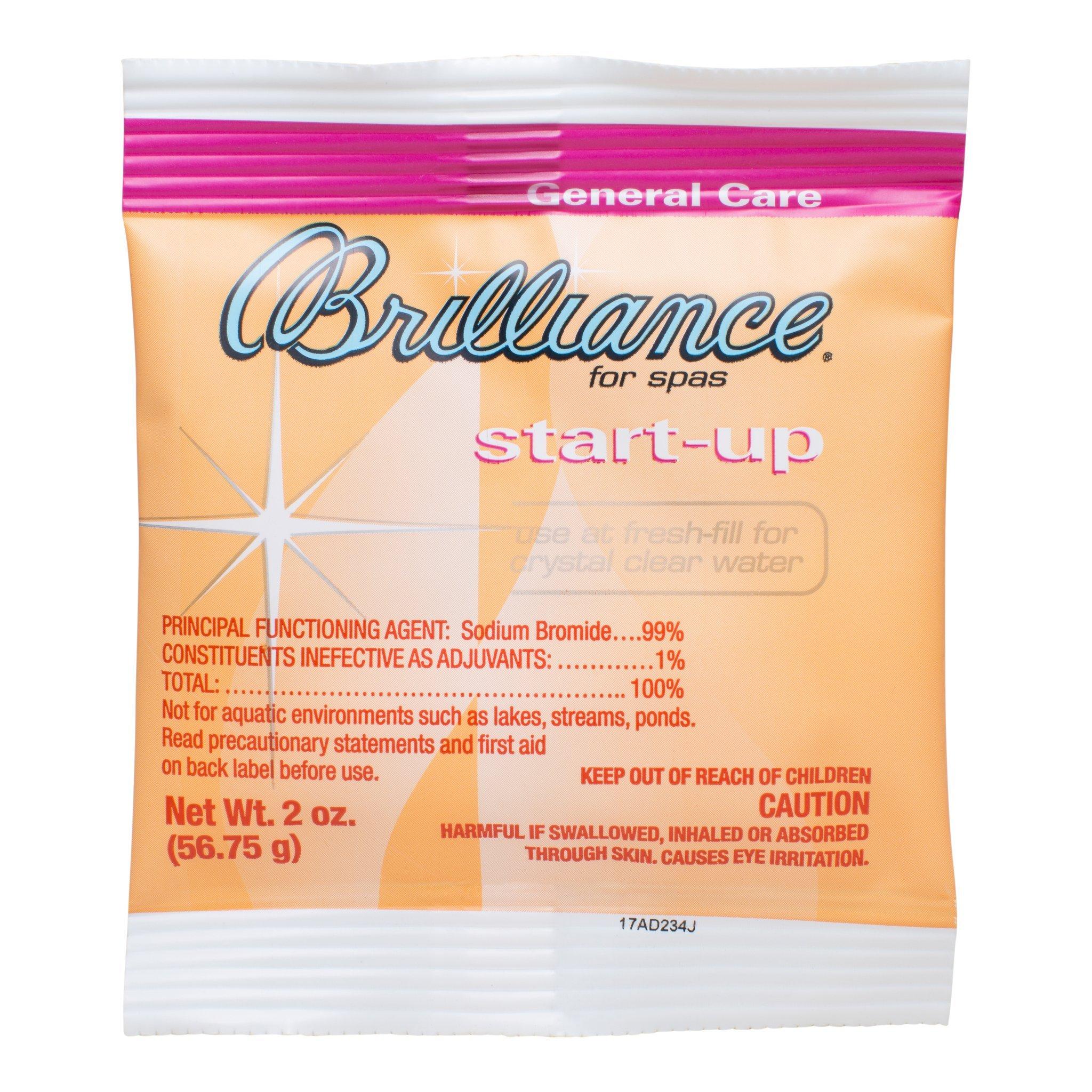 Brilliance for Spas Start-Up - 2 oz - 12 Pack by Brilliance for Spas