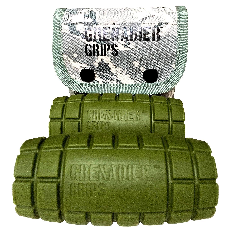 Agarre en forma de granada para pesas, GreenLong: Amazon.es: Deportes y aire libre