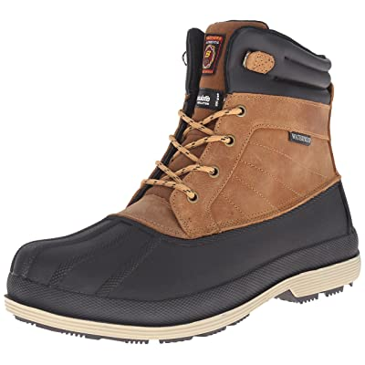 Skechers for Work Men's Duck Rain Slip Resistant Boot | Industrial & Construction Boots