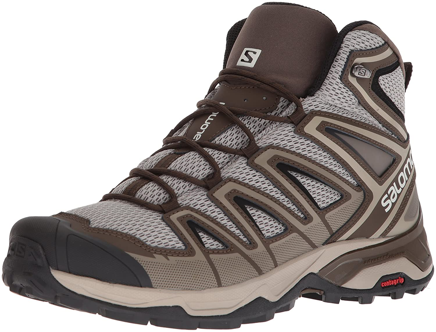 buy popular a3d78 4c205 Salomon Men's X Ultra Mid 3 Aero Hiking Shoes