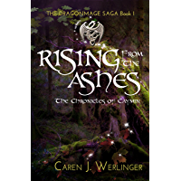 Rising From the Ashes: The Chronicles of Caymin (The Dragonmage Saga Book 1) (English Edition)
