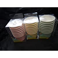 24x ice cream tubs with spoons for party and all occasions