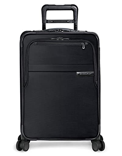 Briggs & Riley Baseline-Softside CX Expandable Carry-On Spinner Luggage